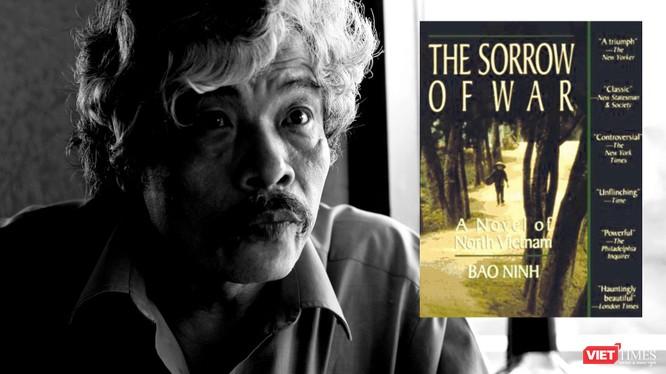 Nhà văn Bảo Ninh - Ảnh Nguyễn Đình Toán