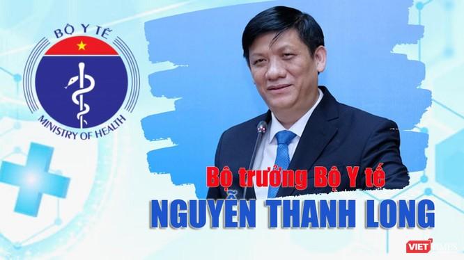 Bộ trưởng Bộ Y tế Nguyễn Thanh Long chính thức phát động kỷ niệm Ngày Thế giới phòng chống dịch 27/12 (Ảnh: Đăng Khoa)