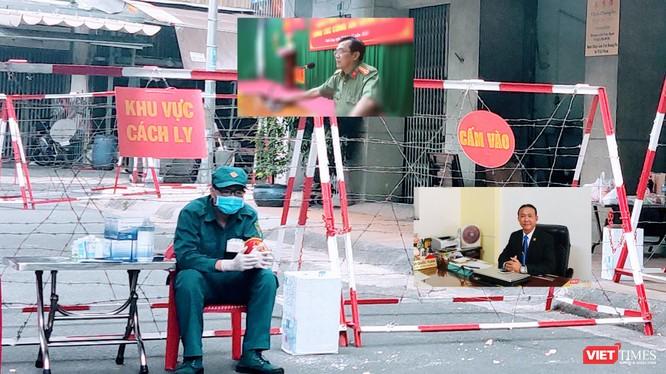LS Bùi Quốc Tuấn (Đoàn Luật sư TP.HCM) ủng hộ khởi tố hình sự để răn đe người nhập cảnh trái phép (Ảnh: Hoà Bình).