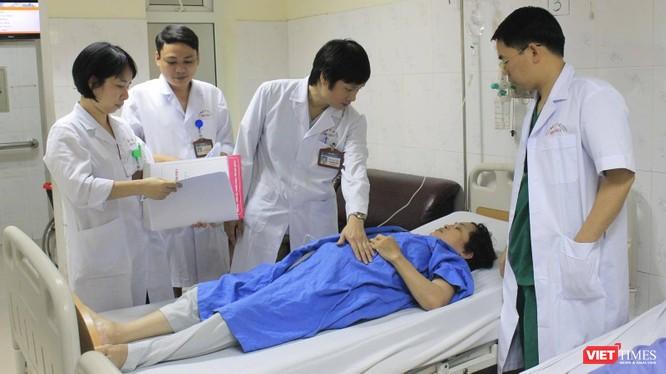 Bệnh viện E năm 2020 nhiều thành tựu nổi bật trong khám chữa bệnh, và công tác phòng, chống COVID-19 (Ảnh: BVCC)