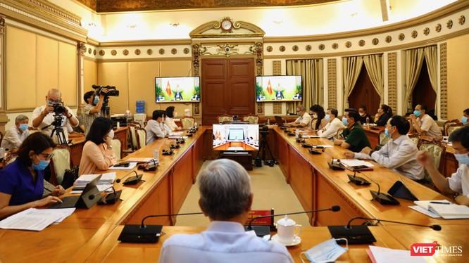 Phiên họp thường kỳ Chính phủ sáng ngày 2/3 (Ảnh: TTBC)