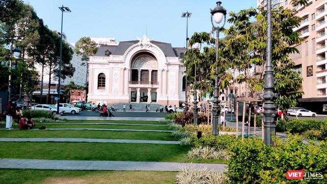 Nhà hát Giao hưởng Nhạc vũ kịch TP.HCM hiện đang phải thuê địa điểm cho từng chương trình biểu diễn (Ảnh: Hoà Bình)