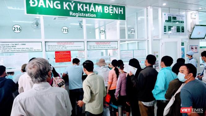 Từ ngày 1/4 thẻ BHYT mới sẽ có nhiều tiện ích, hoà vào hệ thống căn cước công dân gắn chip (Ảnh: Hoà Bình)