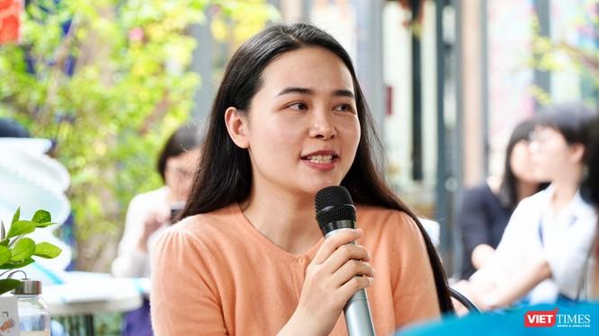 Tiến sĩ, bác sĩ Minh Nguyễn - tác giả cuốn Bác sĩ thông thái của con (Ảnh: PN)