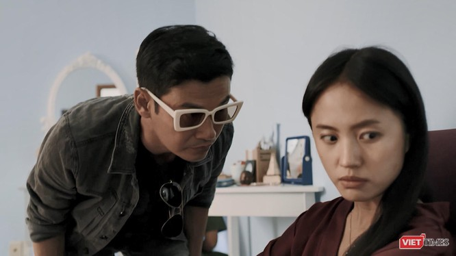 """3 tập của bộ phim """"Trong màn đêm không chớp mắt"""" chính thức công chiếu trên ứng dụng vào ngày 2/5/2021."""