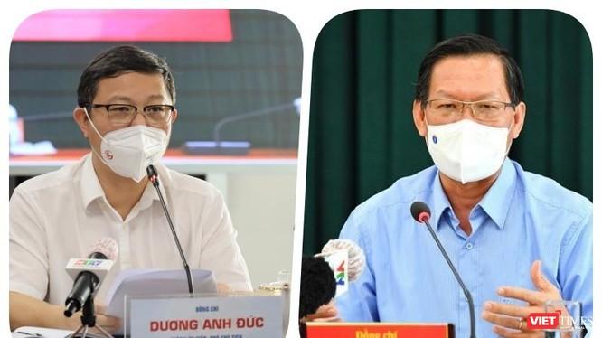 Phó Chủ tịch UBND TP.HCM và Phó Bí thư Thường trực Thành ủy Phan Văn Mãi cho biết, TP.HCM có thể tiếp tục thực hiện giãn cách xã hội theo Chỉ thị 16 đến ngày 15-9
