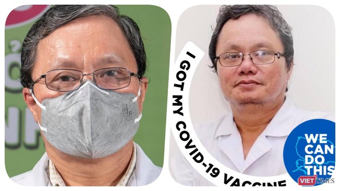 Bác sĩ Trương Hữu Khanh đưa giải pháp đơn giản xác định người mắc bệnh truyền nhiễm đã khỏi
