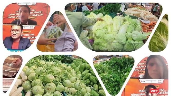 Thúc đẩy việc đưa nông sản thực phẩm tới tay người dân TP.HCM.