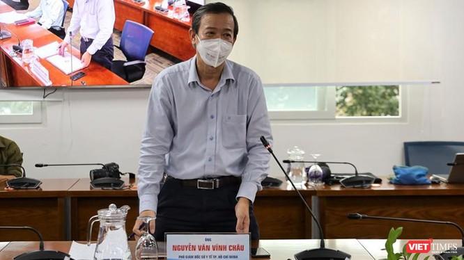 Phó Giám đốc Sở Y tế TP.HCM, BS. Nguyễn Văn Vĩnh Châu lý giải về 150.000 ca F0 qua test nhanh kháng nguyên COVID-19