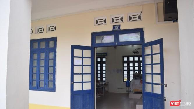 Cận cảnh cơ sở vật chất của Trường THPT Tiên Yên