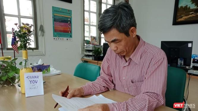 TS. Trần Tuấn – Giám đốc Trung tâm nghiên cứu và phát triển cộng đồng – Trung tâm điều phối Liên minh phòng, chống các bệnh không lây nhiễm tại Việt Nam.