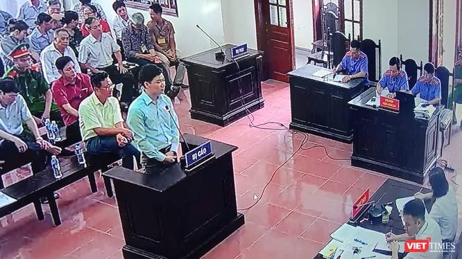 Phiên xét xử Hoàng Công Lương và 4 bị cáo và tháng 6/2019.