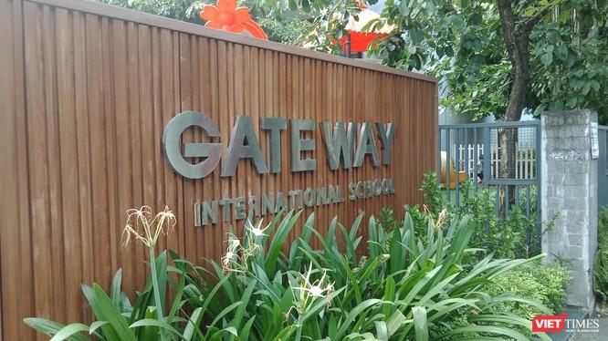 Trường Tiểu học Quốc tế Gateway - nơi xảy ra vụ việc