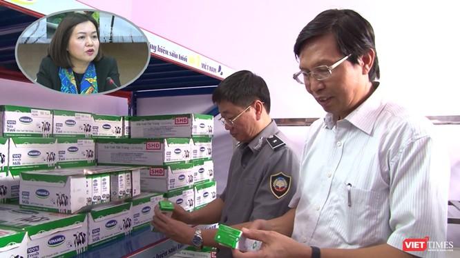 ThS. Trần Việt Nga – Phó Cục trưởng Cục ATTP chia sẻ về hoạt động xử phạt quảng cáo thực phẩm chức năng vi phạm.