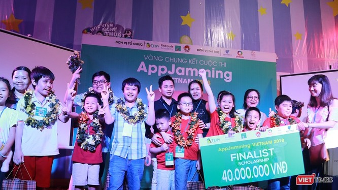 Các đội thi sẽ tham gia vòng chung kết Châu Á AppJamming Summit 2018 tại Hong Kong vào cuối tháng 03/2018.