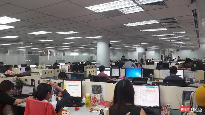 FPT Software là doanh nghiệp công nghệ duy nhất lọt top 10 nhà tuyển dụng được yêu thích nhất. Ảnh: Xuân Lan
