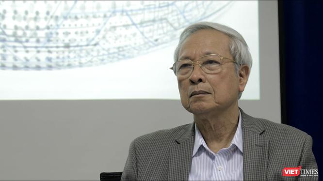 GS. TSKH. Đỗ Trung Tá - Chủ tịch hội đồng Chung khảo VDA 2018