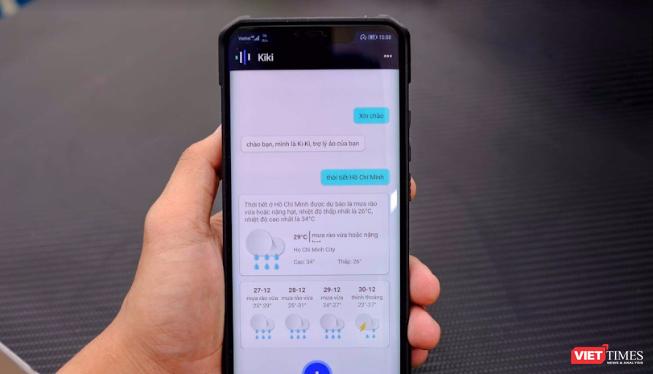 Ngày 26/12, tại sự kiện Zalo AI Summit 2018, Ki-Ki - trợ lý ảo đầu tiên của người Việt cho thấy những tín hiệu lạc quan của ngành AI Việt Nam.