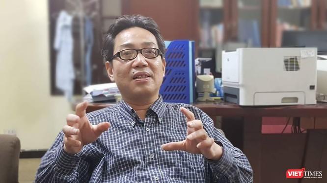 TS. Đinh Văn Minh – Vụ trưởng Vụ pháp chế, Thanh tra Chính phủ.