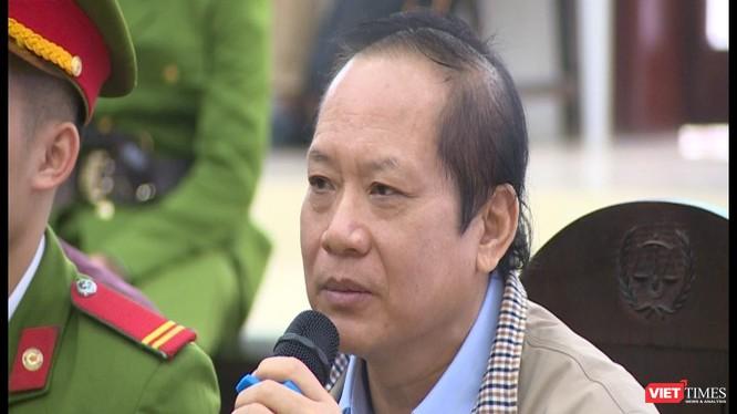 Cựu Bộ trưởng Trương Minh Tuấn khai về hành vi nhận 200.000 USD trong đại án Mobifone mua VAG.