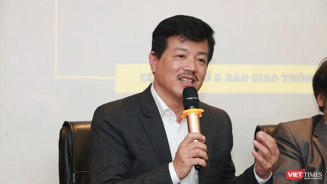 Th.S Vũ Mạnh Cường - Vụ Phó Vụ Tuyên truyền, Bộ Y tế.