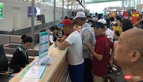 Thủ tướng chỉ đạo chuyển hướng các chuyến bay từ vùng có dịch của Hàn Quốc hạ cánh tại các sân bay Vân Đồn (tỉnh Quảng Ninh), Phù Cát (tỉnh Bình Định) và Cần Thơ (TP.Cần Thơ). Ảnh minh họa: Anh Lê