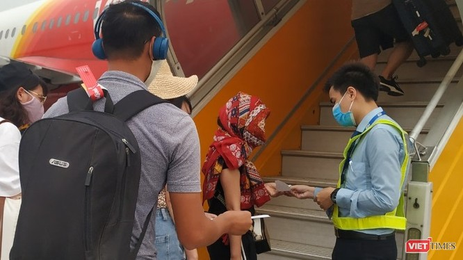 Các hãng hàng không được yêu cầu hạn chế số chuyến bay trong đại dịch COVID-19.