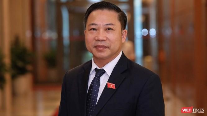 ĐBQH Lưu Bình Nhưỡng.