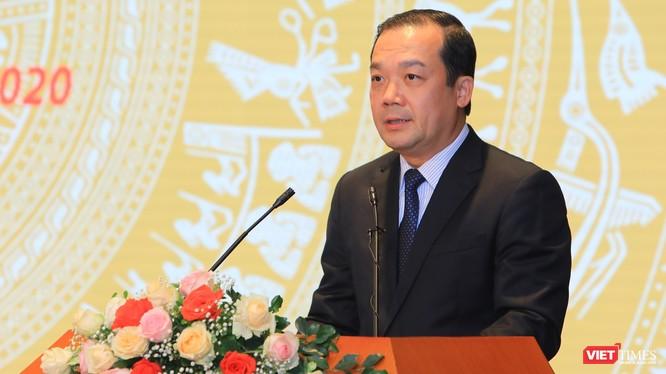 Ông Phạm Đức Long - Thành viên Hội đồng thành viên, Tổng Giám đốc VNPT - được bổ nhiệm giữ chức vụ Chủ tịch Hội đồng thành viên VNPT.
