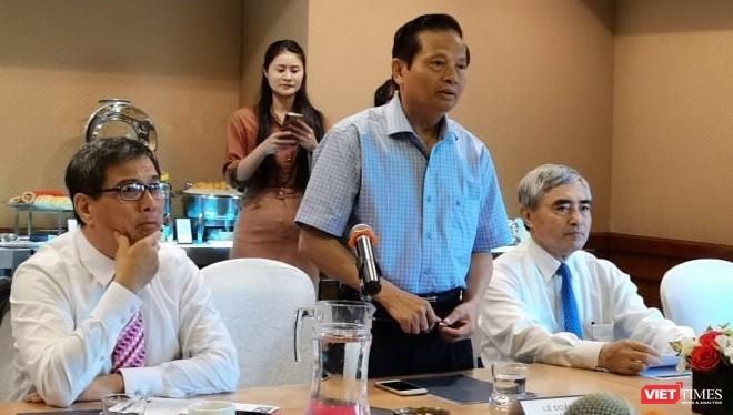 Ông Lê Doãn Hợp - Chủ tịch Danh dự Hội Truyền thông số Việt Nam, nguyên Ủy viên Trung ương Đảng, nguyên Bộ trưởng Bộ TT&TT.