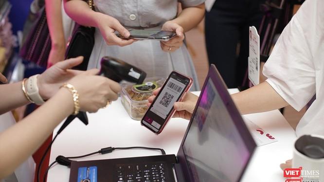 Người dùng hiện chuộng ví điện tử hơn bao giờ hết.