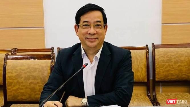 PGS.TS. Lương Ngọc Khuê - Cục trưởng Cục Quản lý Khám, chữa bệnh (Bộ Y tế)