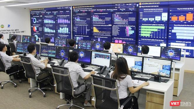 Trung tâm IOC Bình Phước được trang bị hệ thống máy móc, đi kèm với các ứng dụng hiện đại, phát triển kho tích hợp dữ liệu dùng chung trong tất cả lĩnh vực...