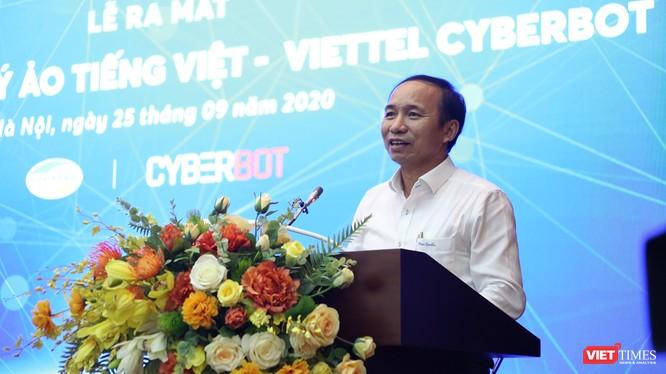 Phó Cục trưởng Cục Tin học hóa Nguyễn Trọng Đường nhấn mạnh nền tảng số chính là công cụ, phương tiện để đẩy nhanh chuyển đổi số.