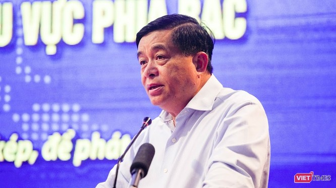 Bộ trưởng Bộ Kế hoạch và Đầu tư Nguyễn Chí Dũng cho rằng Chuyển đổi số chính là bàn đạp cho doanh nghiệp phát triển.