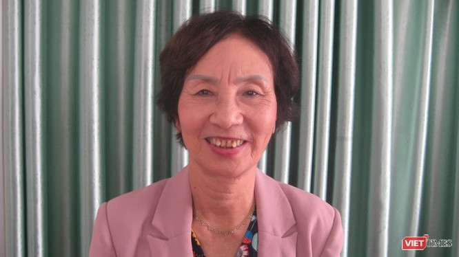 PGS TS Bùi Thị An - nguyên Đại biểu Quốc hội, Viện trưởng Viện Tài nguyên, Môi trường và Phát triển Cộng đồng.
