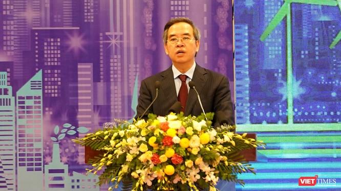 Ông Nguyễn Văn Bình - Ủy viên Bộ Chính trị, Bí thư Trung ương Đảng, Trưởng Ban Kinh tế Trung ương.