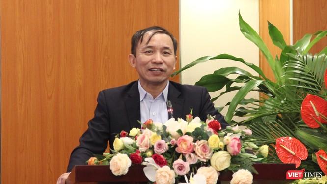 ông Nguyễn Trọng Đường - Phó Cục trưởng Cục Tin học hoá (Bộ TT&TT) đánh giá sự ra đời của Map4D là minh chứng rõ ràng về năng lực sáng tạo của doanh nghiệp công nghệ số Việt Nam.