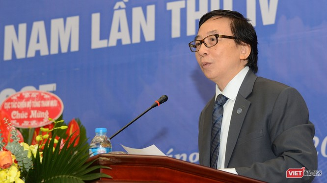 PGS. TS. Phạm Ngọc Lãng được bầu Chủ tịch Hội Hàng không - Vũ trụ Việt Nam.