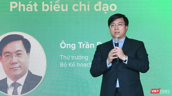 Ông Trần Duy Đông - Thứ trưởng bộ Kế hoạch và Đầu tư - cho rằng cần tăng cường đổi mới sáng tạo và chuyển đổi số, đưa các startup Việt đạt được thành công lâu dài.