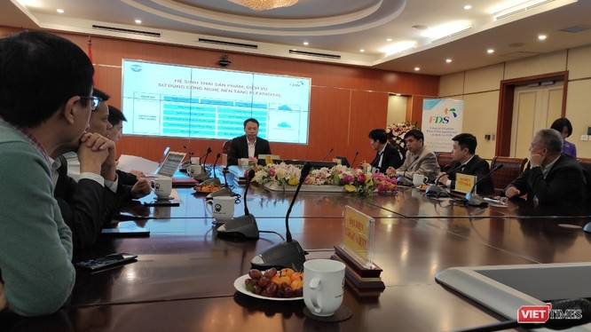 """Các khách tham dự thống nhất rằng nền tảng phát triển Chính phủ số Flex Digital """"Make in Vietnam"""" dựa trên phần mềm nguồn mở là một giải pháp toàn diện đáp ứng các yêu cầu về phát triển chính phủ số."""
