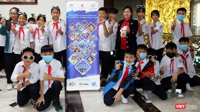 Chương trình thu hút sự tham gia của 70 em học sinh trên địa bàn Hạ Long.