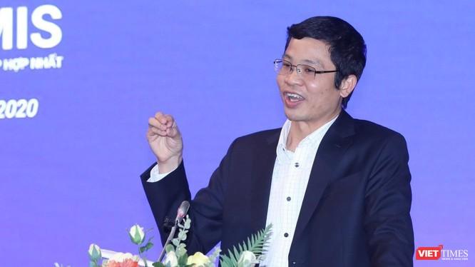 Ông Nguyễn Phú Tiến - Phó Cục trưởng Cục Tin học hóa (Bộ TT&TT).