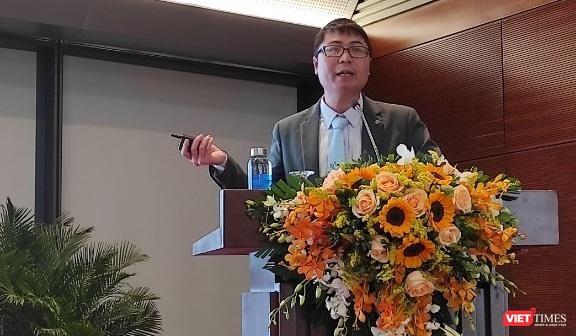 Ông Nguyễn Quang Đồng thẳng thắn nêu quan điểm: Việt Nam thiếu chiến lược về dữ liệu y tế với quy định tường minh về tiếp cận dữ liệu y tế - vốn rất nhạy cảm này.