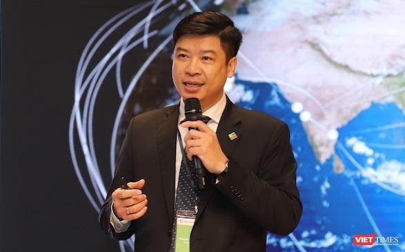 Ông Phạm Thế Trường - Tổng Giám đốc Microsoft Việt Nam.