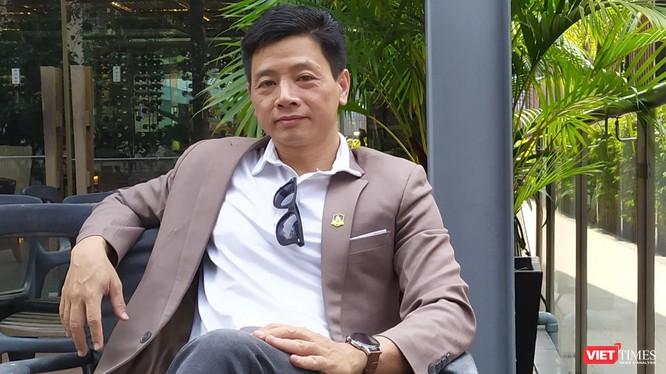Chuyên gia Đào Trung Thành.