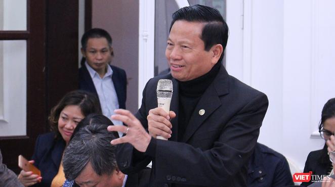 Ông Lê Doãn Hợp - Nguyên Bộ trưởng Bộ TT&TT.
