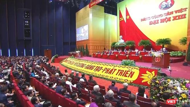 Đại hội đại biểu toàn quốc lần thứ XIII của Đảng Cộng sản Việt Nam đã thành công rất tốt đẹp!