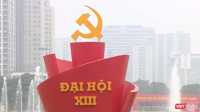 Đại hội XIII của Đảng rút ngắn một ngày so với chương trình dự kiến.