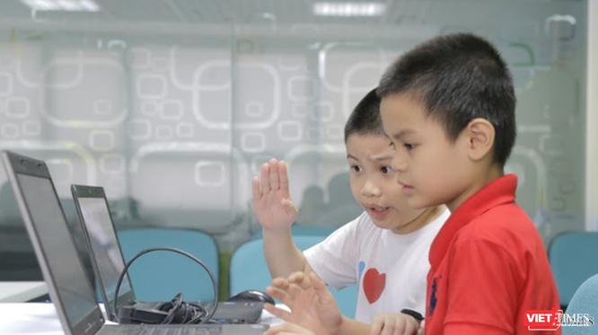 Đại dịch đã có những ảnh hưởng nhất định đến hoạt động trực tuyến của trẻ tại Việt Nam.